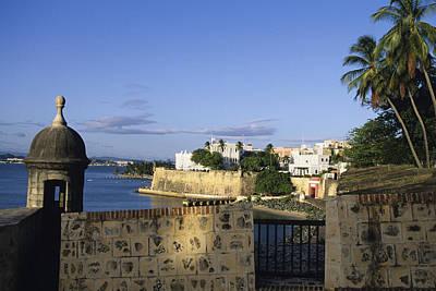 Photograph - Old San Juan by Stephen Szurlej
