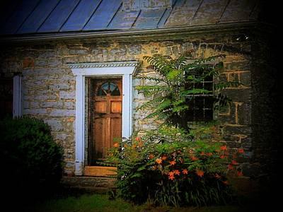 Old Stone House Art Print by Joyce Kimble Smith