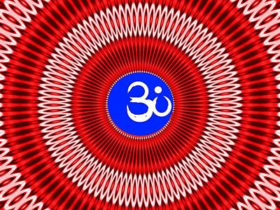 Photograph - OM by Anand Swaroop Manchiraju