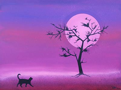 Omen Art Print by Lance Bifoss