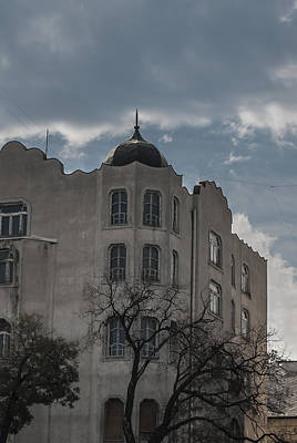 Budapest Hungary Hotels Photograph - Ominous by Sabina Cosic