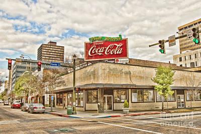 South Louisiana Photograph - On The Corner by Scott Pellegrin
