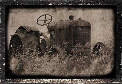 Photograph - On The Farm by Dan Sproul
