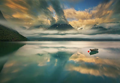 Norway Wall Art - Photograph - One... by Krzysztof Browko