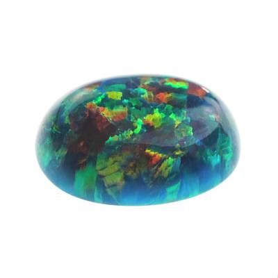 Opal Photograph - Opal by Science Photo Library