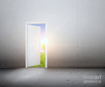 Success Photograph - Open Door To A New World by Michal Bednarek