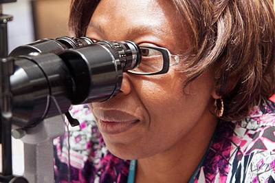 Ophthalmologists Photograph - Ophthalmologist by Life In View