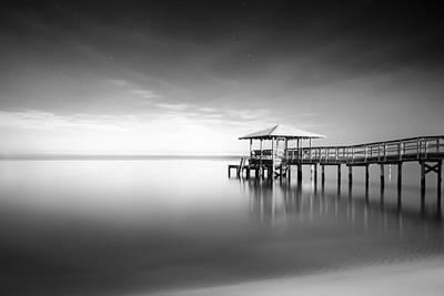 Photograph - Orange Street Pier by Benjamin Callahan