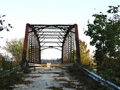 Photograph - Oreiley's Bridge by The Art of Marsha Charlebois
