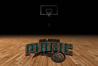 Orlando Magic Print by Joe Hamilton