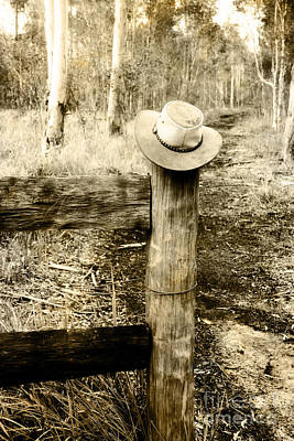 Photograph - Outback Farming Land by Jorgo Photography - Wall Art Gallery