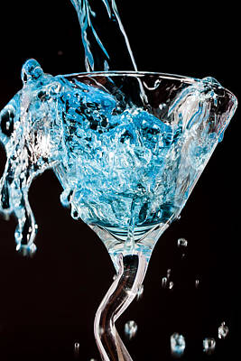Martini Rights Managed Images - Over the Top Royalty-Free Image by Jon Glaser
