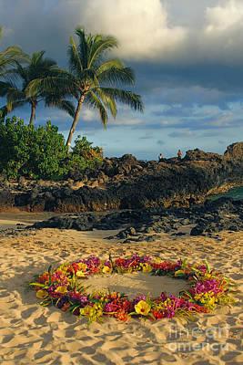 Honuaula Photograph - Pa'ako Beach Maui Hawaii by Sharon Mau