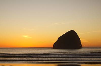 Photograph - Pacific City Sunset by Angi Parks
