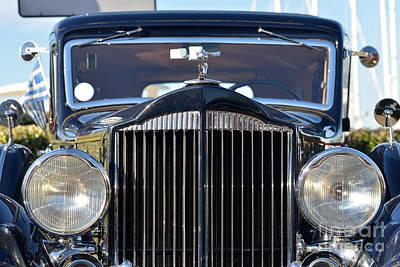 Event Photograph - 1933 Packard Super Eight by George Atsametakis