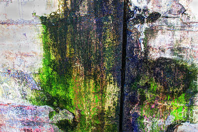 Photograph - Paint And Rust 33 by Jim Wright