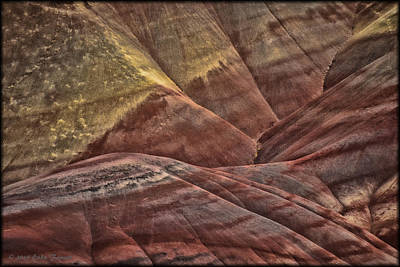 Photograph - Painted Hills by Erika Fawcett