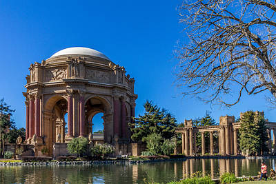 Photograph - Palace Of Fine Arts II by Bill Gallagher