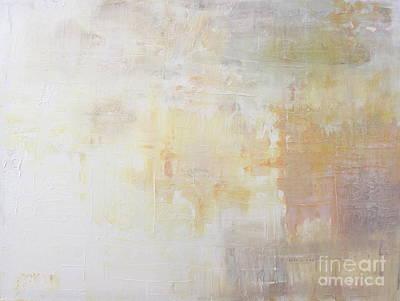 Painting - Frozen by Preethi Mathialagan