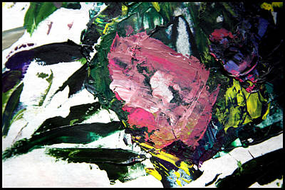 Painting - Palette Abstraction #11 by John Lautermilch