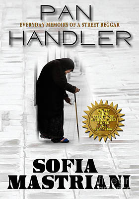 Pocketbook Cover Design Photograph - Pan Handler by Mike Nellums