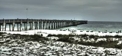 Photograph - Panama City Beach by Debra Forand