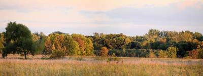 Photograph - Panoramic Autumn by Bonfire Photography