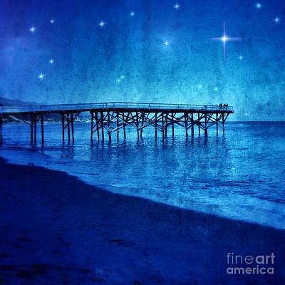 Photograph - Paradise Cove Pier by Jill Battaglia