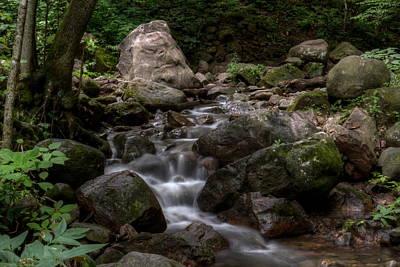 Photograph - Parfrey's Glen Creek by Dale Kauzlaric