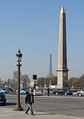 Photograph - Paris Iv by Pablo Lopez