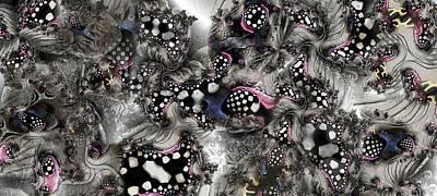 Digital Art - Patchwork by Ron Bissett