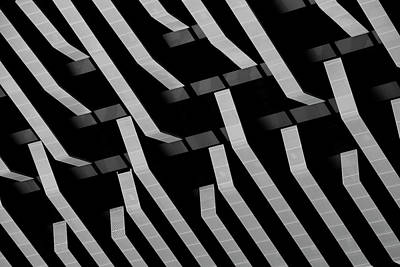Photograph - Patterns And Lines by Roland Shainidze Photogaphy