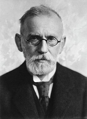 Paul Ehrlich Art Print by National Library Of Medicine