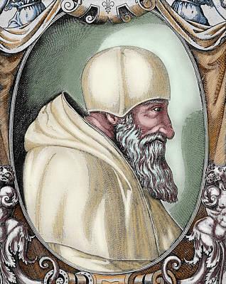 Paul IIi (rome, 1468-canino, 1549 Art Print