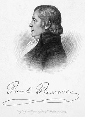 Paul Revere (1735-1818) Art Print