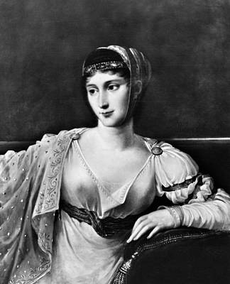 Borghese Painting - Pauline Bonaparte (1780-1825) by Granger