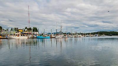 Photograph - Peaceful Harbor by Paul Johnson