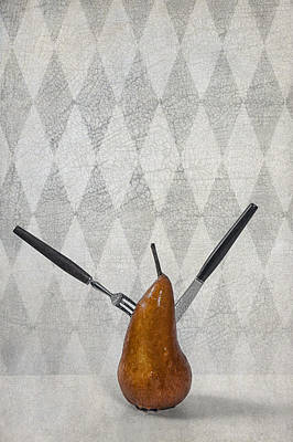 Pear Art Print by Joana Kruse