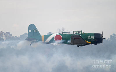 Photograph - Pearl Harbor Reenactment by Kevin McCarthy