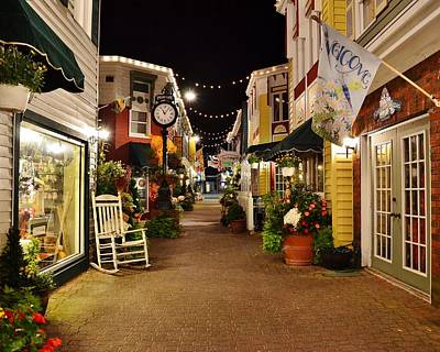 Photograph - Penny Lane - Rehoboth Beach Delaware by Kim Bemis