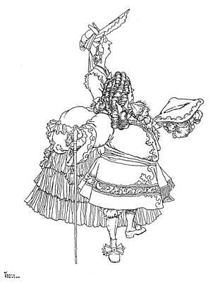Perrault Cinderella Art Print