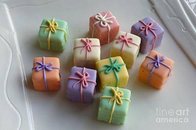Photograph - Petit Fours by Valerie Reeves