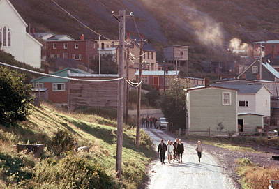 Photograph - Petty Harbour Nl by Douglas Pike