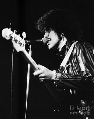 Photograph - Phil Lynott by David Fowler