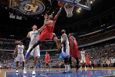 Photograph - Philadelphia 76ers V Orlando Magic by Fernando Medina