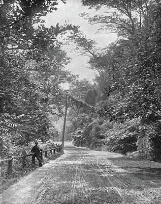 Wissahickon Photograph - Philadelphia, C1890 by Granger