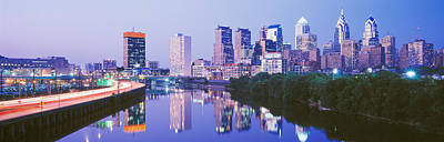 Schuylkill Photograph - Philadelphia, Pennsylvania, Usa by Panoramic Images
