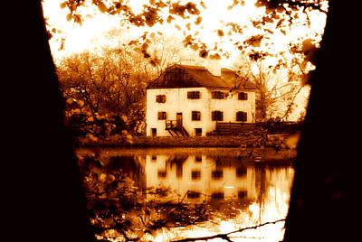 Art Print featuring the photograph Philipsburg Manor by Aurelio Zucco