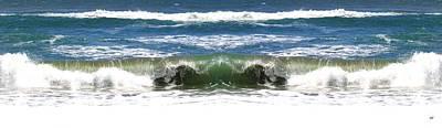 Amalgamation Digital Art - Photo Synthesis 2 by Will Borden