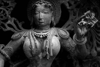 Hindu Goddess Photograph - Photograph by Ramnath Bhat